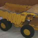 haul truck toy