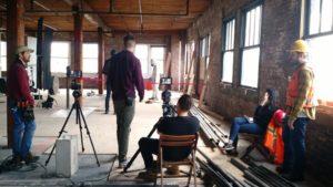 grant filming